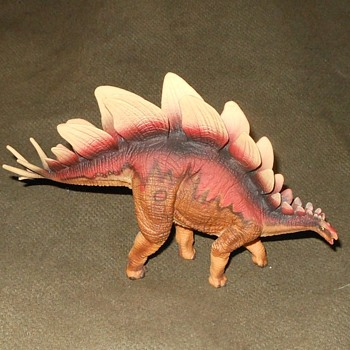 Safari Ltd Stegasaurus From the Rattlesnake Museum - Toys
