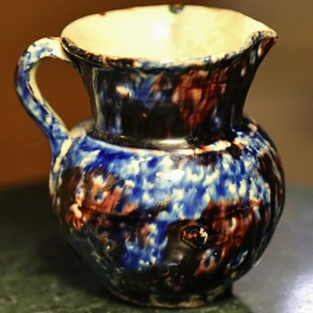 Primitive, small pitcher - Pottery