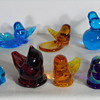 Lee Ward Glass Bird Collection