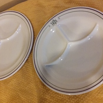 "does anybody know what the ""RAN"" (""RNA""?) on these plates means??  - China and Dinnerware"