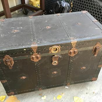 Rough Mystery Trunk - Furniture