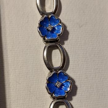 Vintage bracelet - Fine Jewelry