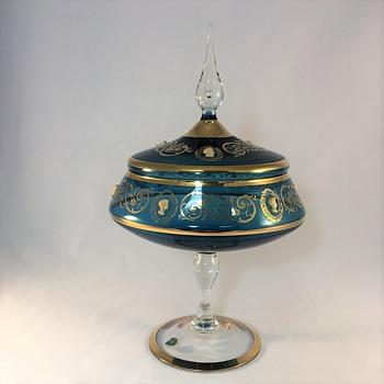 Balboa Venetian Glass - Art Glass
