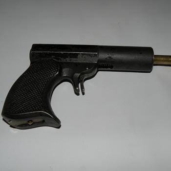 quackenbush target air pistol - Victorian Era