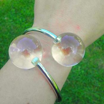 Fun ball bangle - Costume Jewelry