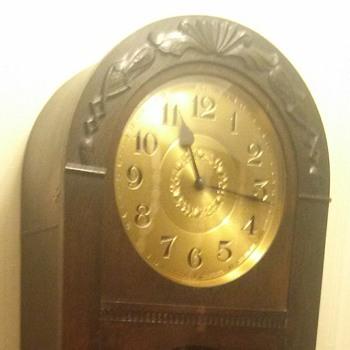 Grandfather Clock 1961 Germany - Clocks