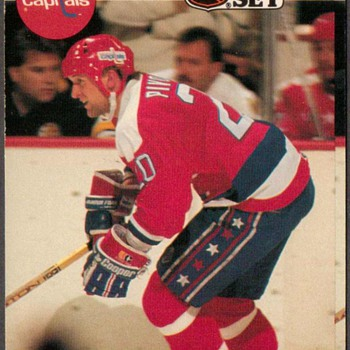 1990 - Hockey Cards (Washington Capitals) - Hockey