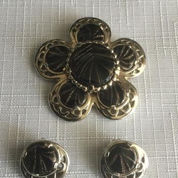 Sherman Jewelry — Art Glass Sets of Last Sherman Decades (2 of 2) - Costume Jewelry