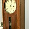 1929 Leon Hatot Wall Clock, Model number 3003A