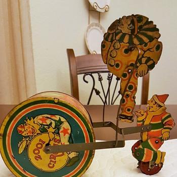 Vintage Wind Up Toy