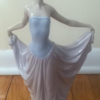 "Lladro ""Dancer"" Figurine - Figurines"