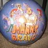 Johnny Bravo Bowling Ball