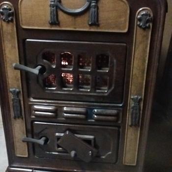 Gray & dudley wood burning stove