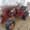 1969 Wheel Horse Raider 10 Garden Tractor