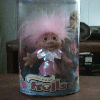 A goodluck troll - Dolls