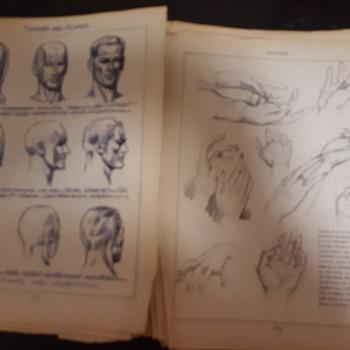 Myron Strauss....Artist - Books