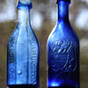 ~~~Four Charleston Pontiled Soda Bottles~~~