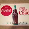 1964 Coca-Cola Sign