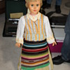 Polish Doll in Traditional Dress  - Lifesize! From the 1950's or 60's