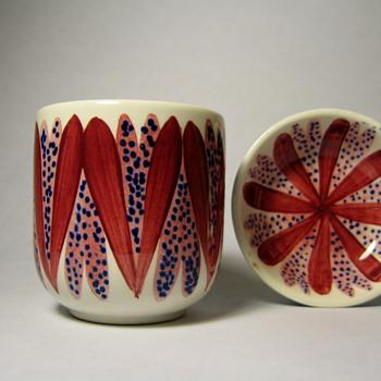GUSTAVSBERG-SWEDEN - Pottery