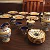 societa ceramica de colonnata Ceramics