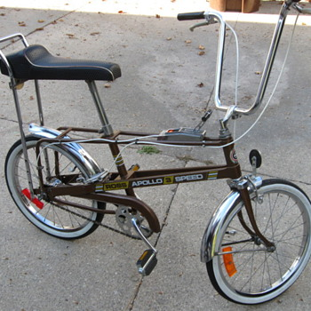 My Rosso Apollo 3 Bicycle