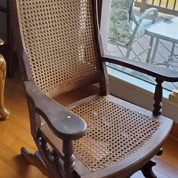 Great or great great grandfather's rocking char - Furniture