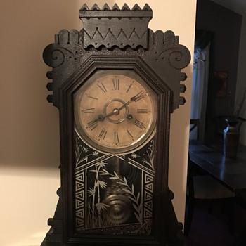 What model Ansonia clock  - Clocks
