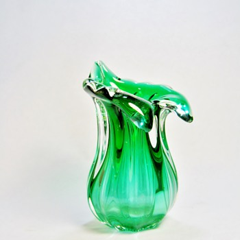 GLASSWORKS CHRIBSKA 1414 - Art Glass