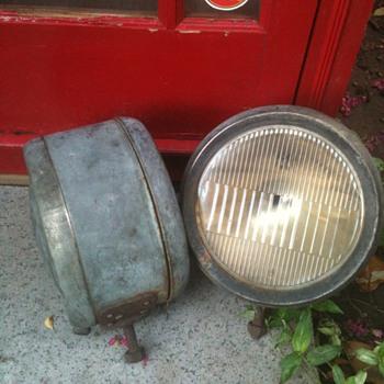 1929 Rolls Royce Drum Lights