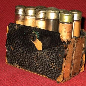 Vintage Medicine Bottles - Bottles