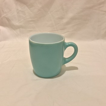 Unknown 60's - 70's era mug