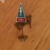 1961 Military missile pin