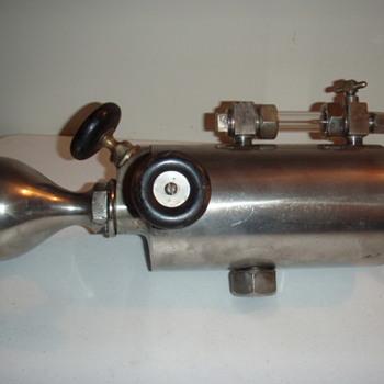 Steam Engine Lubricator (oiler) - Tools and Hardware