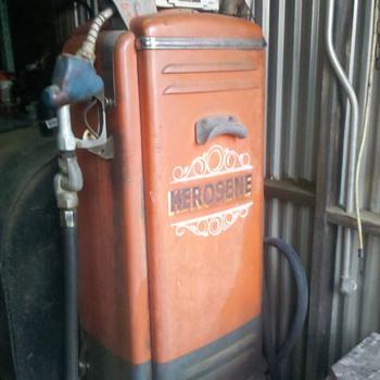 Tokheim Gas Pump - Petroliana