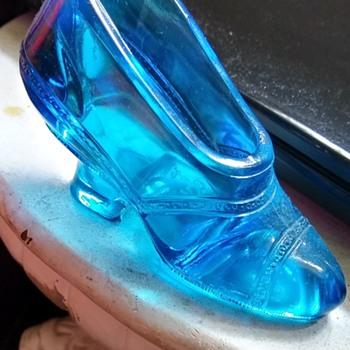 Blue Glass - Art Glass
