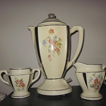Porcellier Coffee Sets