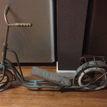 Wittkop Wipp-Roller Kick/Push Scooter - Toys