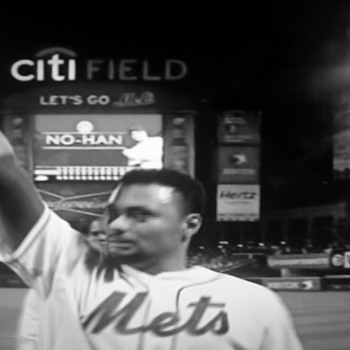 6/1/12   Mets 5oth Anniversary  - 1st no hitter
