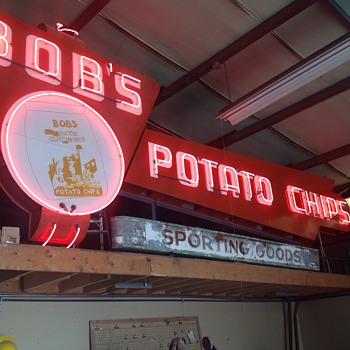 Bobs Potato Chips