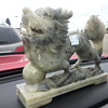 Stone Carved Chinese Foo Dog
