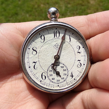Stop Watch? - Pocket Watches