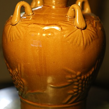 Large Chinese Plum Wine Pot? - Pottery