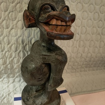 UN SHETANI - Fine Art