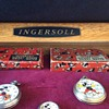 Ingersoll display cabinet and Mickey's