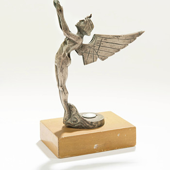 Egyptian Winged Goddess, Circa 1920-25 by Fadi Cajani - Art Deco