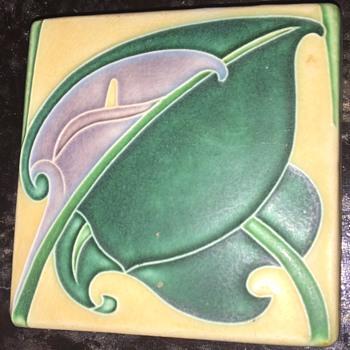 Motawi Tileworks Tile - Pottery