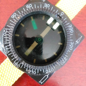 Vintage divers compass - Sporting Goods