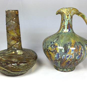 "Knizek/Boudnik ""Pandora"" Glass. Circa 1900-1910 - Art Glass"