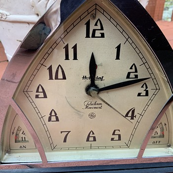 Found a gem! Hotpoint Range Clock - Clocks